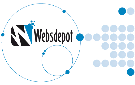 Websdepot points logo